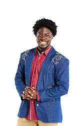 Godfrey Mangwiza - Big Brother Canada 3 Houseguest