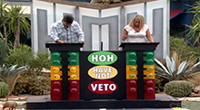 Big Brother 11 Hit The Road HoH Competition