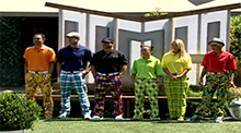 Big Brother Golf Competition HoH