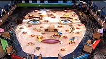 Big Brother 11 Pop Goes The Veto