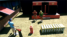 Big Brother 11 Final 4 Veto Competition