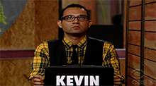 Big Brother 11 Kevin Campbell