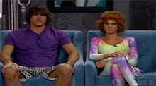Big Brother 12 Kristen Bitting evicted