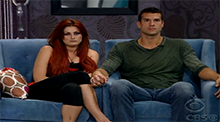 Big Brother 12 Rachel Reilly evicted
