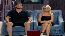 Big Brother 12 Britney Haynes evicted