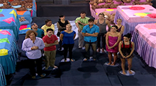 Big Brother 14 Player Draft