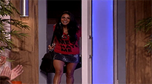 Big Brother 14 - JoJo Spatafora evicted