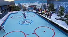 Big Brother 14 HoH Competition - On Thin Ice