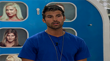 Big Brother 14 - Shane Meaney