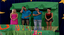 Big Brother 14 - Team Britney