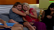 Big Brother 14 - Wil and Ashley