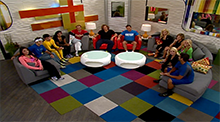 Big Brother 14 Reset Button