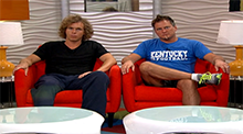 Big Brother 14 - Frank and Joe