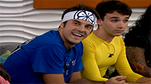 Big Brother 14 Reset Button - Dan Gheesling
