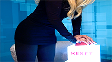 Big Brother 14 Reset Button - Janelle Pierzina