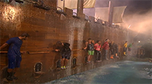 Big Brother 14 HoH Competition - Walk The Plank
