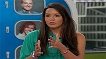 Big Brother 14 HoH Competition - Danielle Murphree