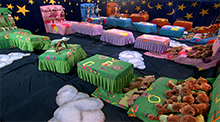 Big Brother 14 HoH Competition - Mattress Madness