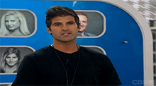 Big Brother 14 - Shane Meaney wins HoH