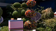 Big Brother 14 Veto Competition - Candy Counter