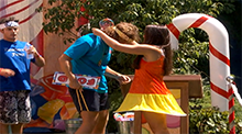 Big Brother 14 - Frank Eudy wins the Power of Veto