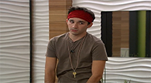 Big Brother 14 - Ian Terry
