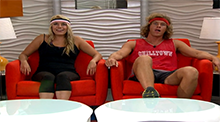 Big Brother 14 - Frank and Ashley