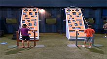 Big Brother 14 HoH Competition - Pull Some Strings
