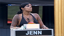 Big Brother 14 - Jenn wins the Power of Veto
