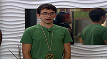 Big Brother 14 - Ian Terry Power of Veto