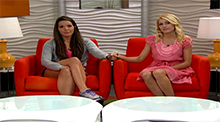 Big Brother 14 - Britney Haynes evicted