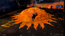 Big Brother 14 HoH Competition - Soak Up The Sun