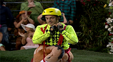 Big Brother 14 Coaches Competition - Big Brother Derby - Dan