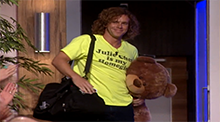Big Brother 14 - Frank Eudy evicted