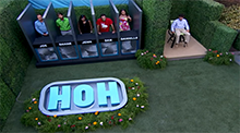 Big Brother 14 - Dan wins HoH