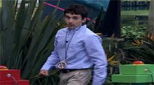 Big Brother 14 Veto Competition - Ian Terry wins the Power of Veto