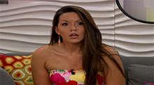 Big Brother 14 Veto Competition - Danielle Murphree