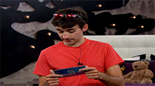 Big Brother 14 Pandora's Box - Ian Terry