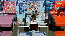 Big Brother 14 - Time Flies Veto Competition