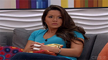 Big Brother 14 - Danielle Murphree