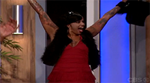 Big Brother 14 - Jenn Arroyo evicted