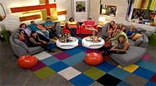 Big Brother 14 Cast