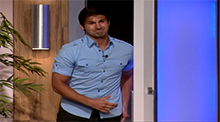Big Brother 14 - Shane Meaney eviction blindside