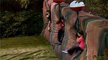 Big Brother 14 Final HoH Competition - Dan Gheesling