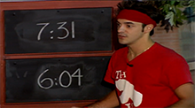 Big Brother 14 Final HoH Competition - Ian Terry