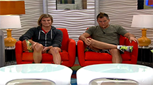 Big Brother 14 - Wil Heuser Evicted