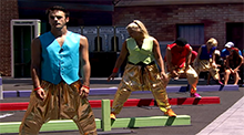 Big Brother 14 Coaches Competition - Phat Stacks