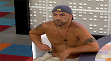 Big Brother 14 - Willie Hantz expelled