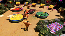 Big Brother 14 Veto Competition - Memory Chip