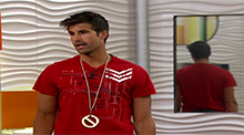Big Brother 14 - Shane Meaney wins the Power of Veto